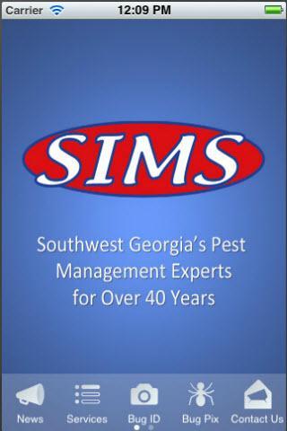 Sims Pest Control