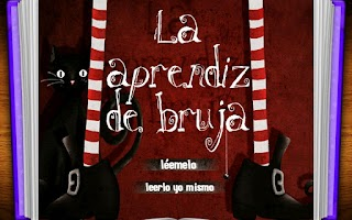 Screenshot of La aprendiz de bruja
