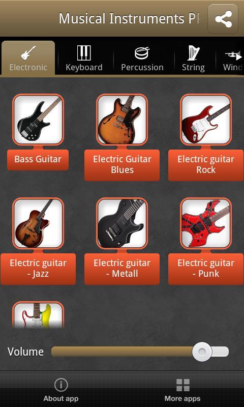 Musical Instruments Pro - screenshot