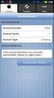 Screenshot of Neighbors Mobile Banking