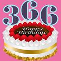 誕生日大辞典 logo