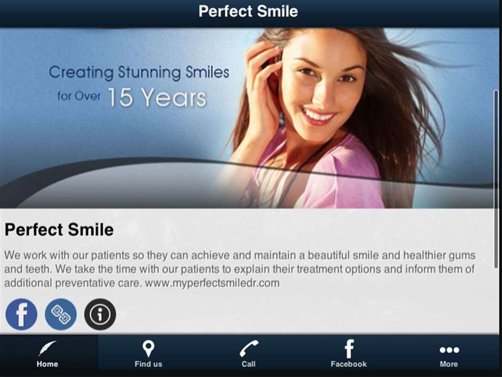 Perfect Smile- screenshot