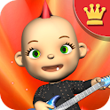 My Talking Baby Music Deluxe icon