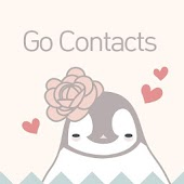 Pepe-flower Go contacts theme