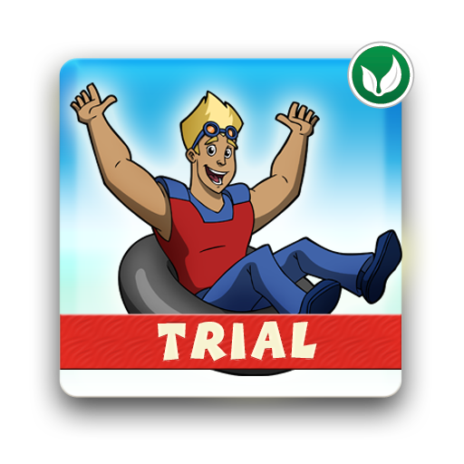 Slippery Sid Snow Tubing Trial