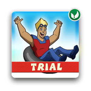 Slippery Sid Snow Tubing Trial for PC and MAC