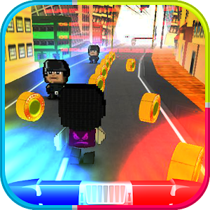 Run Bad Boy - Crazy Surfers for Android