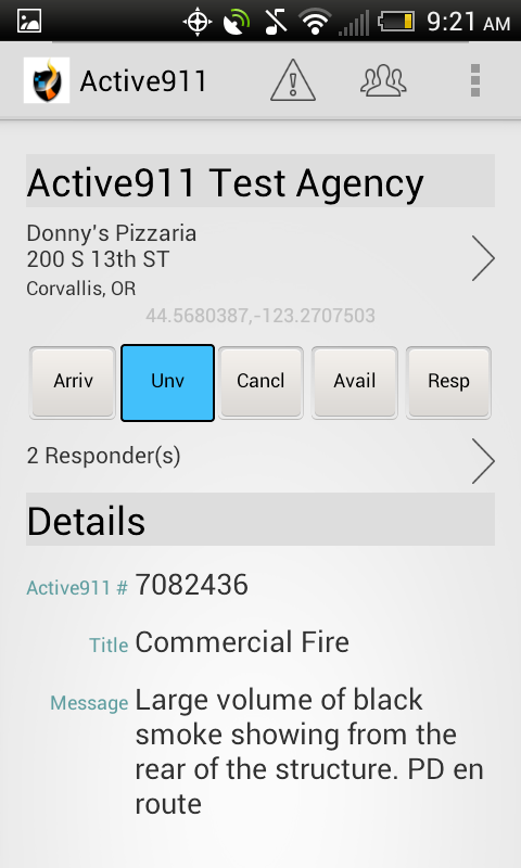 Active911- screenshot