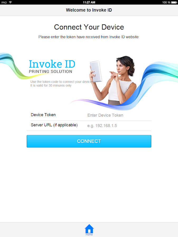 Invoke ID- screenshot