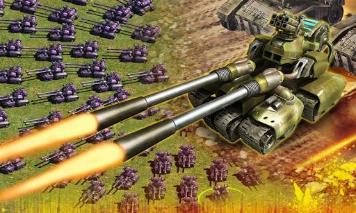 Red Warfare:Fuego a discreción