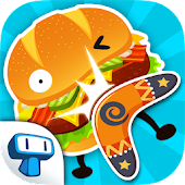 Burgergang - Fight Hoards of Crazy Burgers!
