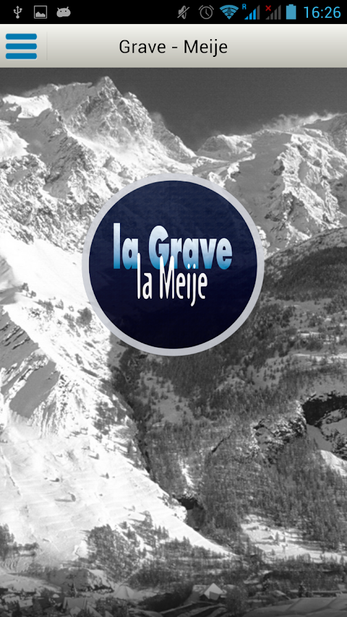 La Grave - La Meije- screenshot