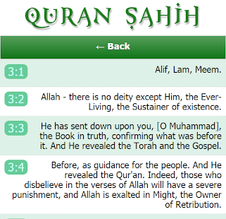 Download Quran Sahih APK