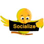 Gold Socialize for Twitter