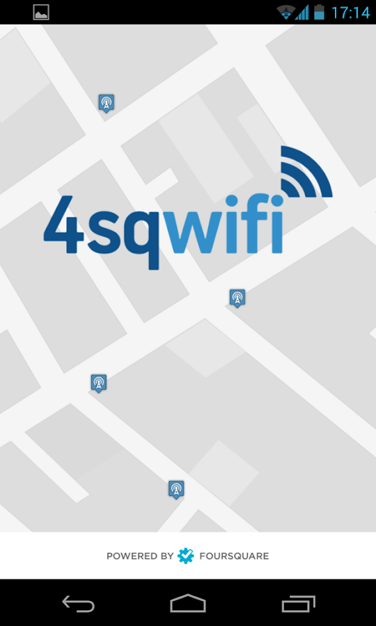 4sqwifi - screenshot