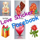 Love Sticker for Facebook