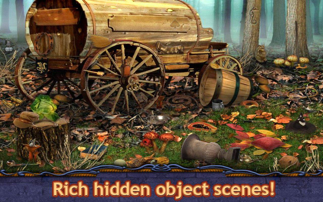Mystic Diary 2 - Hidden Object- screenshot