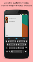 Screenshot of Berrysearch: apps & contacts