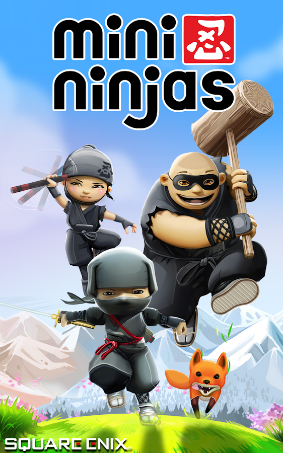 Mini Ninjas ™- screenshot