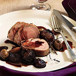 Pork Tenderloin Agrodolce