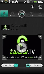 CoolStreaming TV- screenshot thumbnail