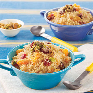 Fruit-and-Nut Couscous