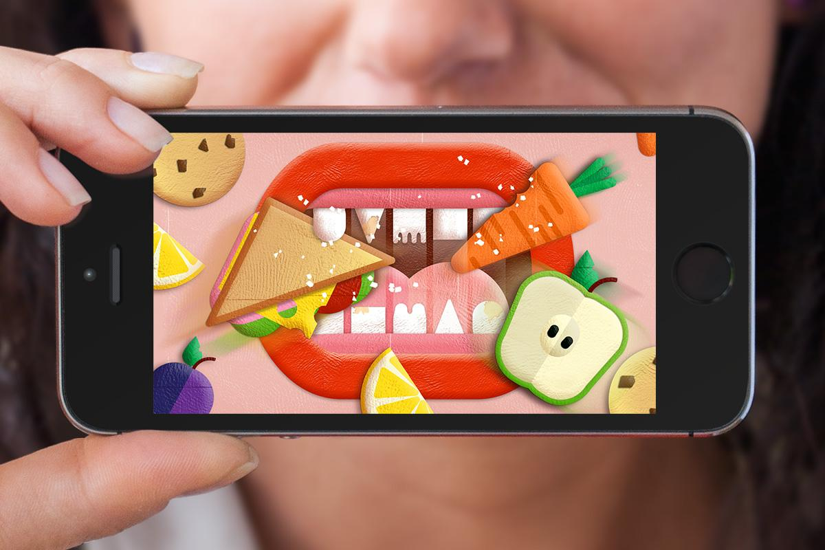 Learn to brush your teeth: KIM- screenshot