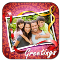 Insta Greeting Card Effects icon