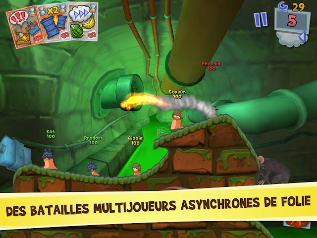 android Worms 3 Screenshot 13