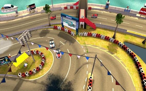 Bang Bang Racing, a Racing Game Cars for The Android with Tegra 2