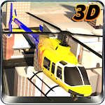City Helicopter Flight Sim 3D 1.0.1 Apk