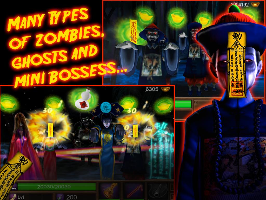 Chinese Zombie War Demon Arise - screenshot
