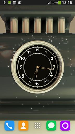 超级时钟壁纸