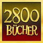 Hausbibliothek - 2800 Bücher