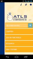 Screenshot of MyATLS