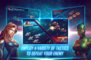 Screenshot of Galaxy Legend: Space Frontier