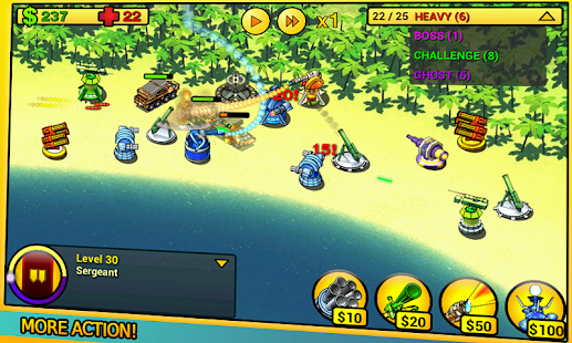tower defense Line - screenshot thumbnail