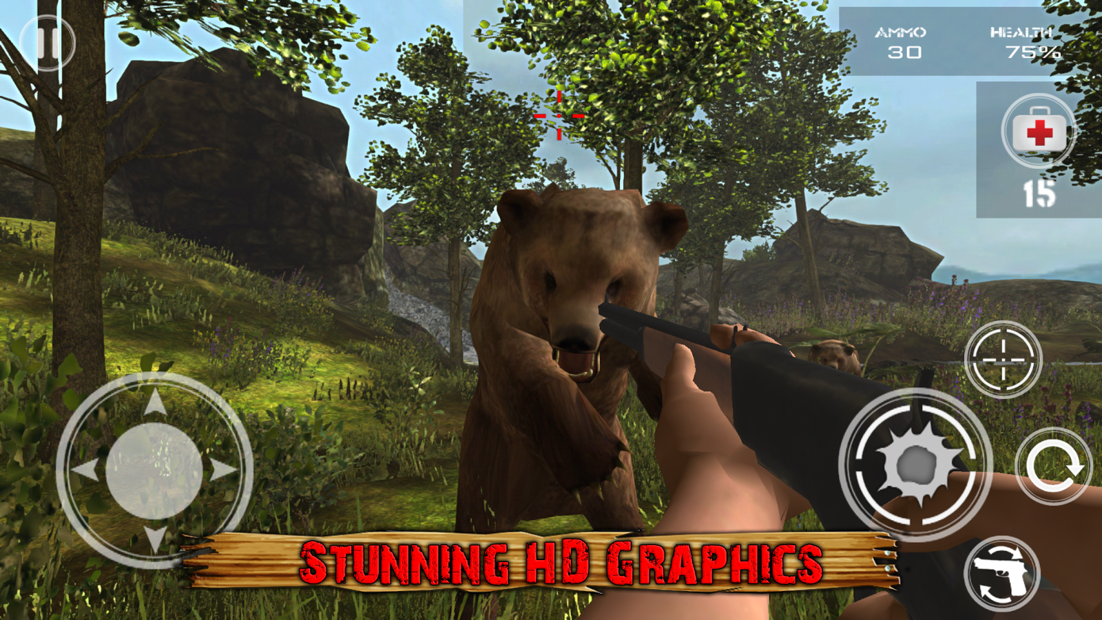 Deer Hunting - 2015 Safari- screenshot