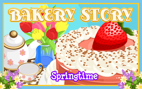Bakery Story: Springtime - screenshot thumbnail