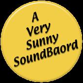 A Very Sunny Soundboard