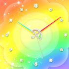 Rainbow Live Wallpaper Trial icon