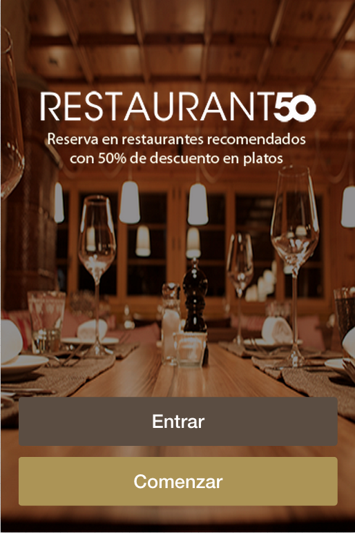 Restaurant 50- screenshot