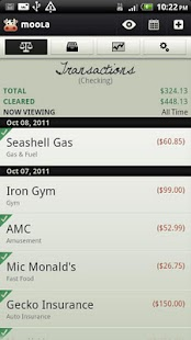 mooLa! (Checkbook & Finance)- screenshot thumbnail