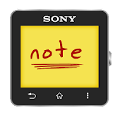 Smart Note for SmartWatch 2