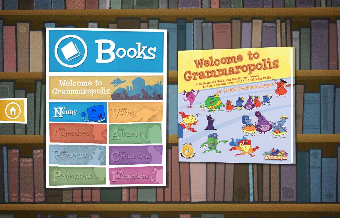 Grammaropolis- screenshot
