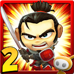 SAMURAI vs ZOMBIES DEFENSE 2 2.1.0 Apk