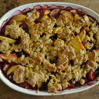 Rustic Fruit Crumble