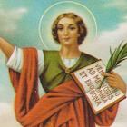 San Pancracio Novena icon