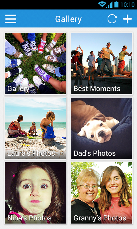 Family Wall - screenshot