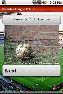 Premier League Trivia 2010- screenshot thumbnail